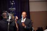 Bay News 9 anchor Trevor Pettiford