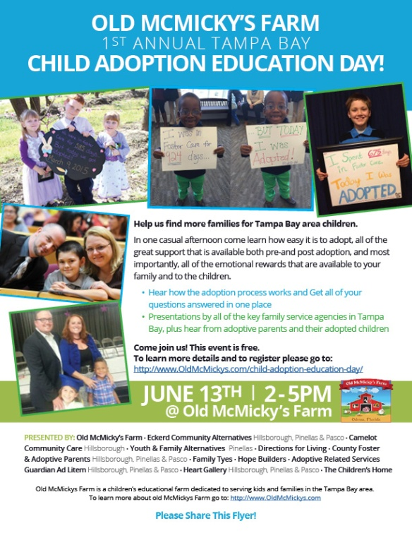 Child Adoption Education Day