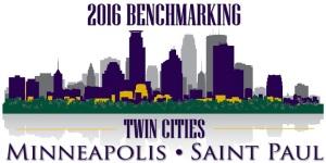 2016 Benchmarking Logo Twin Cities