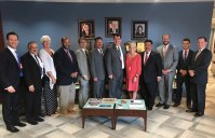 DC Visit USDOT Meeting